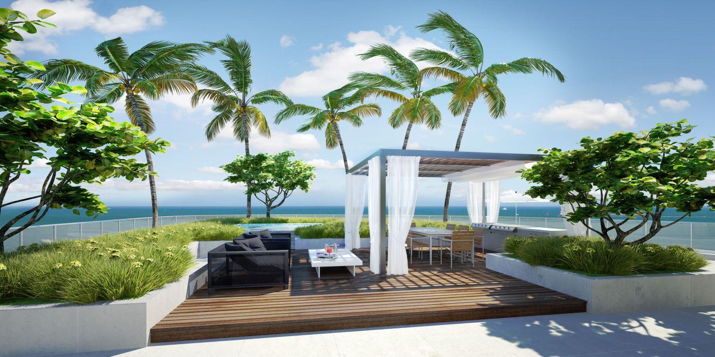 acheter un condo vue sur mer à Miami